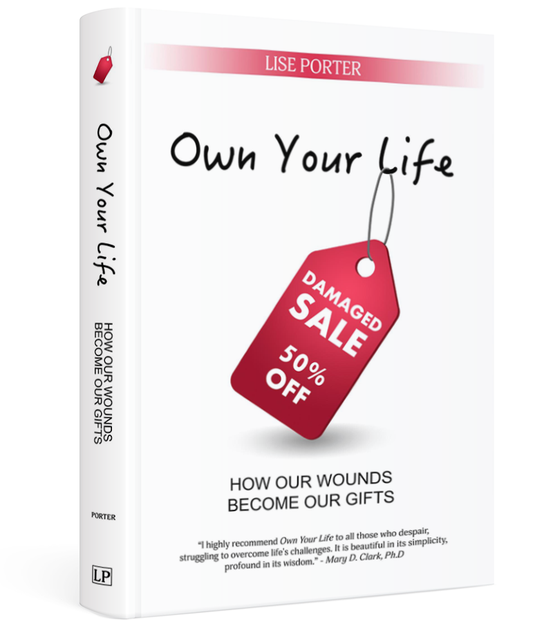 Own Your Life HOW OUR WOUNDS BECOME OUR GIFTS By Lise Porter
