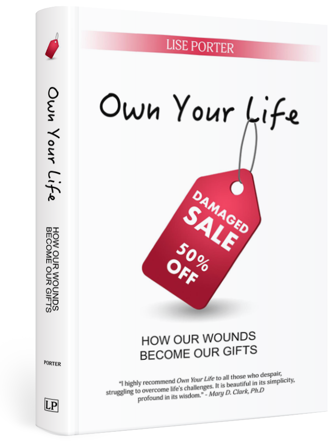 Own Your Life: How our Wounds Become our Gifts by Lise Porter